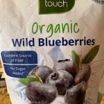 nature's touch - frozen blueberries