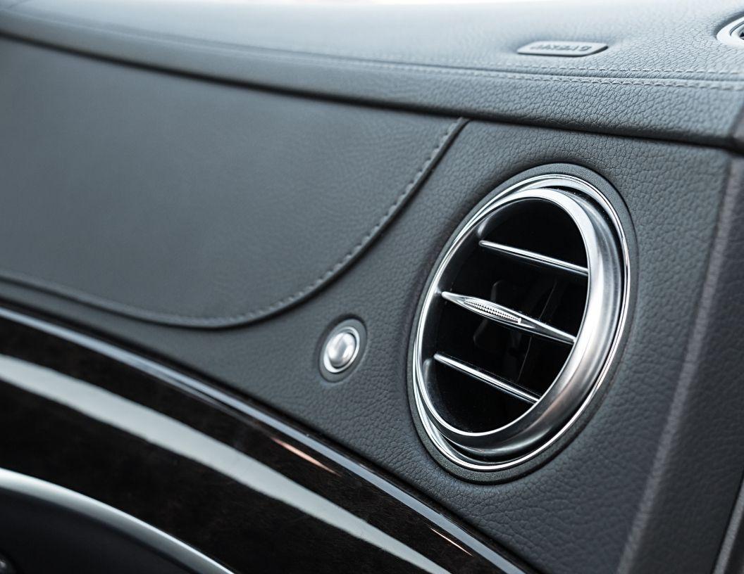 disinfect car AC