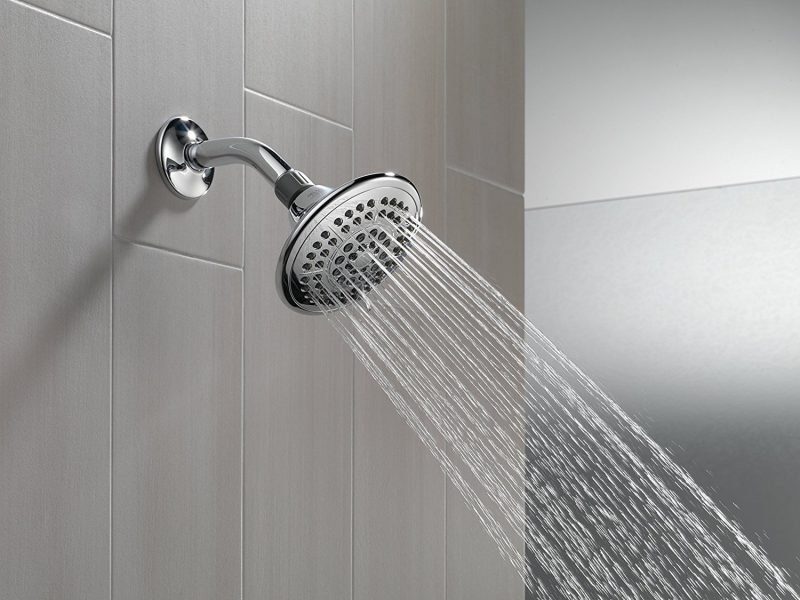 Cut Your Shower Water Bill In Half And Stay Cleaner With This
