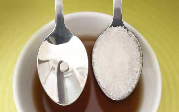 carcinogenic sweetners
