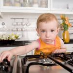 gas stove knobs - child safety