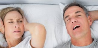 snoring is slowly killing you