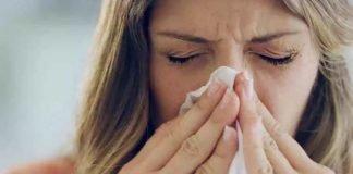 covid19 vs allergies vs cold vs influenza