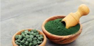 spirulina - health benefits