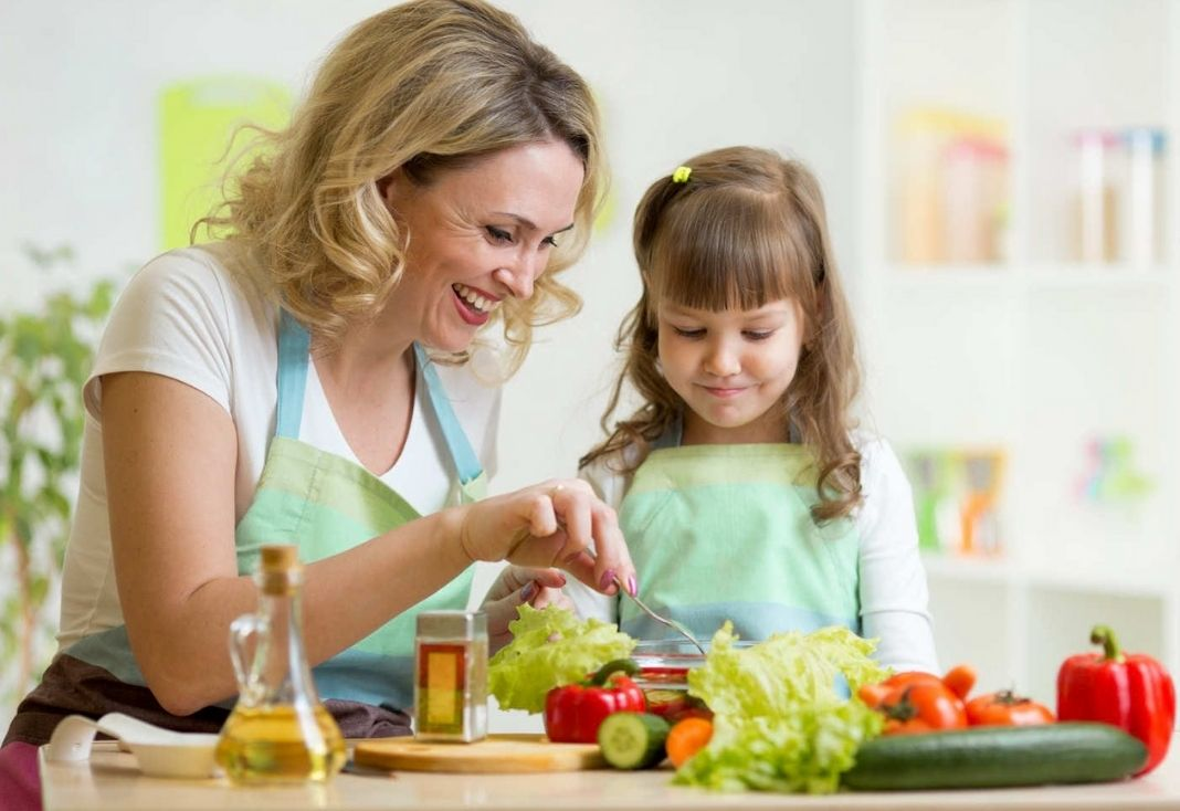 foods that increase children immunity